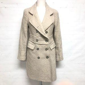 ZARA WOMAN Teddy Coat